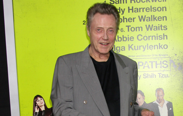 X Christopher Walken